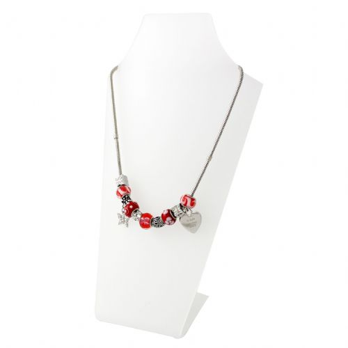 Personalised Cherry Charm Necklace